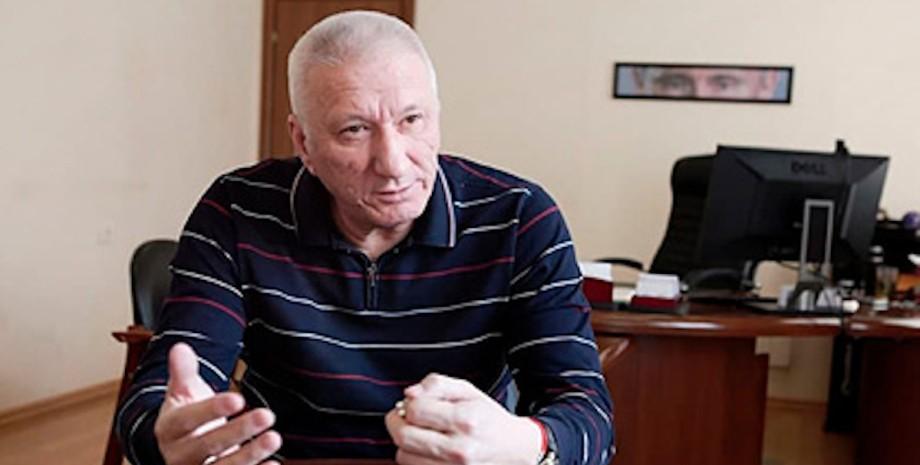 Тимофій Сасик, росія, продаж посади