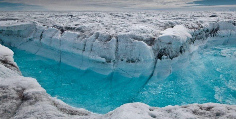 Гренландия, горы, ледники