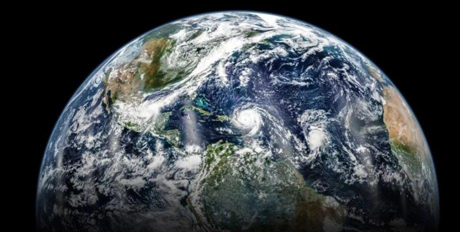 Земля, сердцебиение, сердце, массовое вымирание