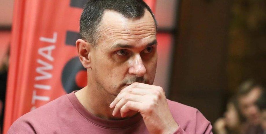 Олег Сенцов / Фото: 24tv.ua