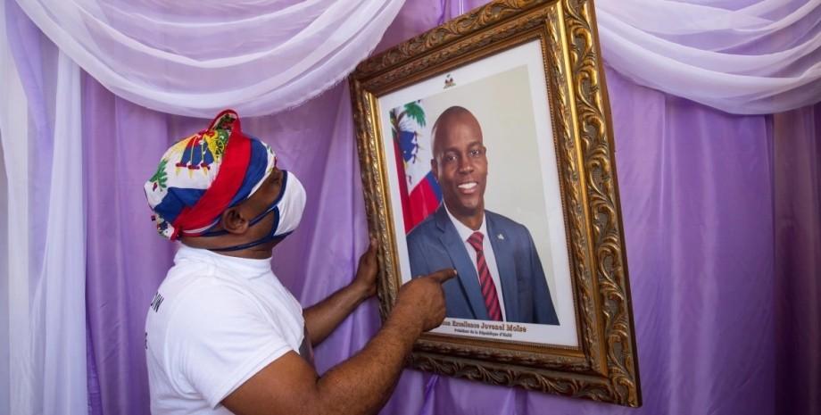 месса, президент гаити, фото