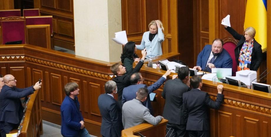 """Раде придется снова голосовать за """"антиолигархический"""" закон"""