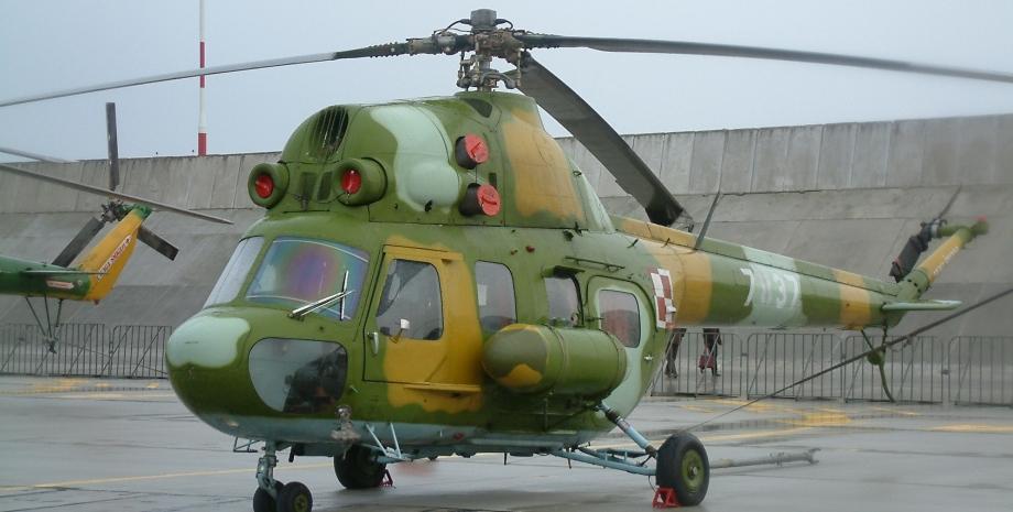 модификация вертолета, мотор сич, вооружение для всу