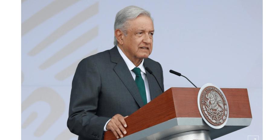 президент, Мексика, Мануэль Лопес Обрадор, фото