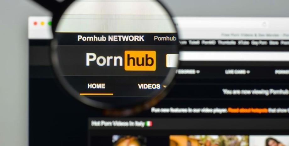 Pornhub, порносайт, порно відео