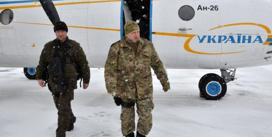 Александр Турчинов / Фото пресс-службы СНБО