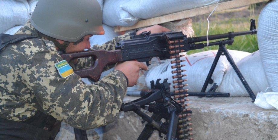 Украинский пограничник / Фото: ГПСУ