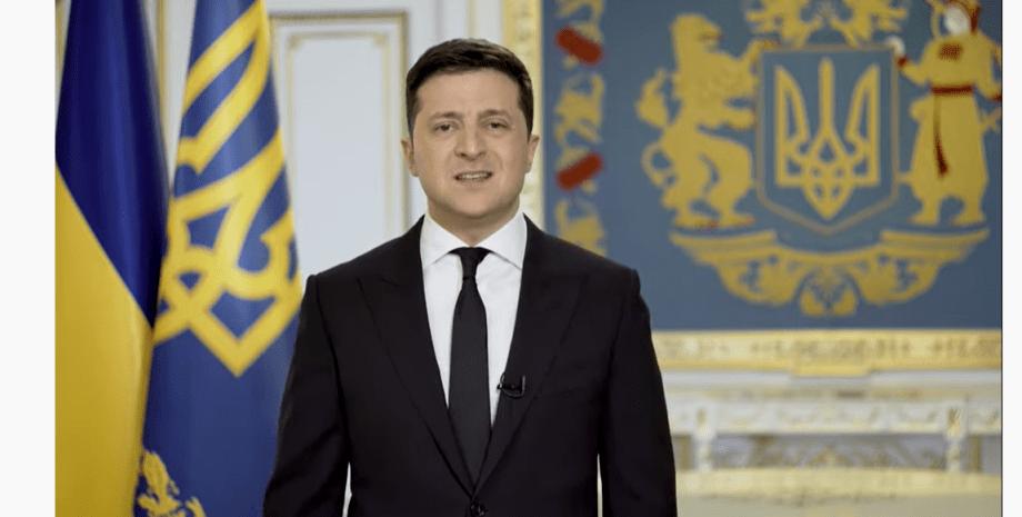 Владимир Зеленский, президент Украины, вето, законопроект, криптовалюты