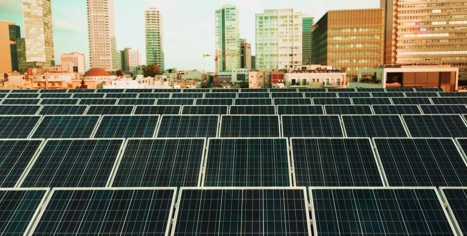 Солнечные панели, крыши, солнечные батареи