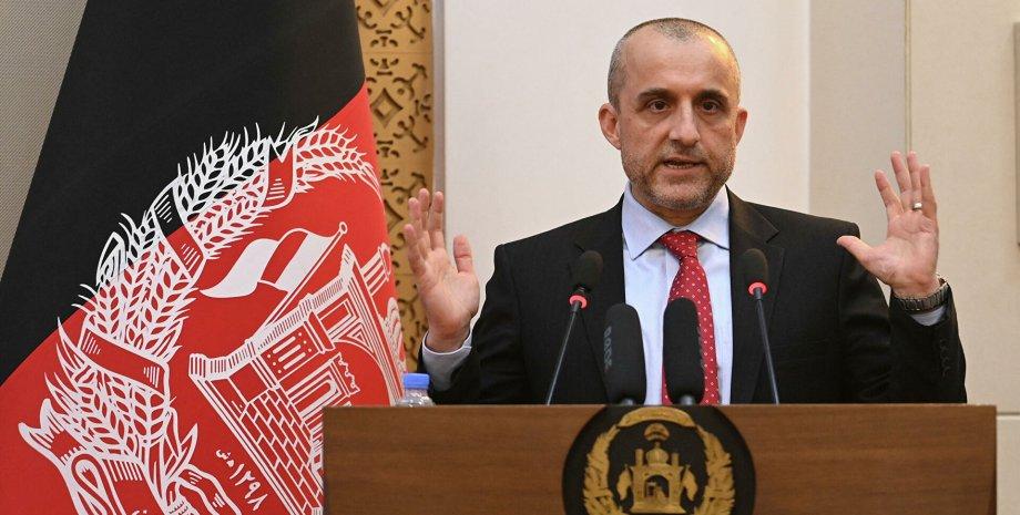 Амрулла Салех оголосив себе главою Афганістану
