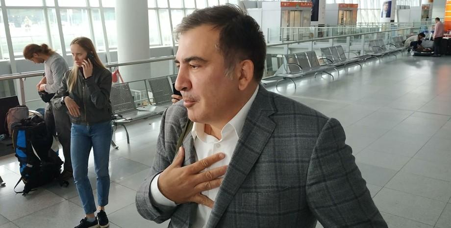 саакашвили, суд, фото