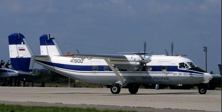 нові літаки Антонова
