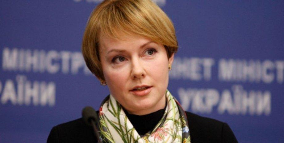 Елена Зеркаль / Фото: ukrinform.ua