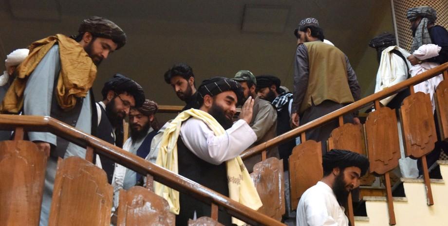 талибы, правительство, афганистан, фото