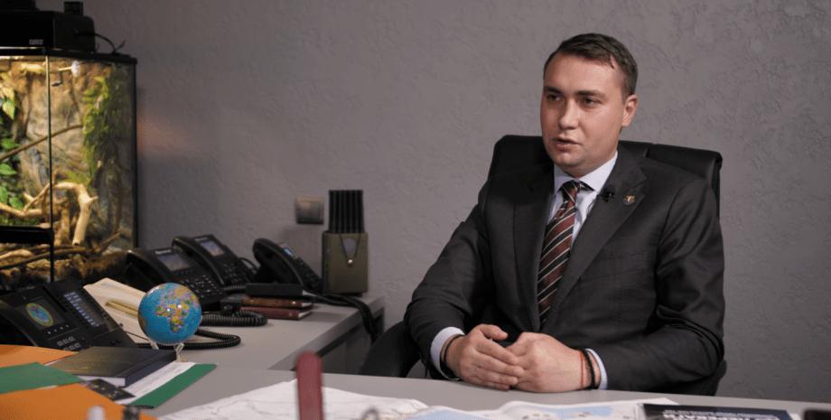Кирилл Буданов