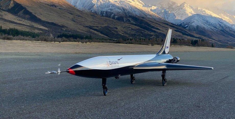 Dawn Aerospace, самолет