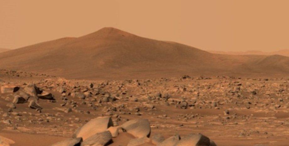 Марс, кладовище