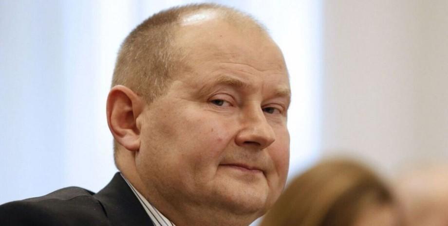Николай Чаус, экс-судья, днепровский суд киева