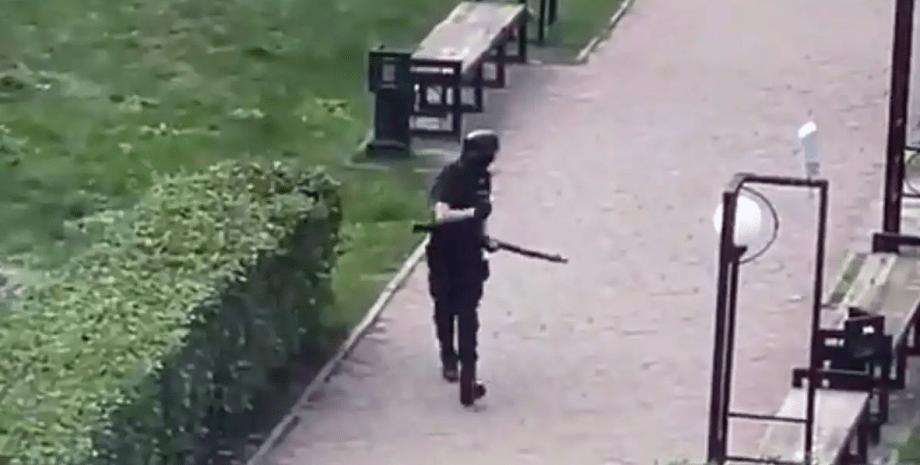 Тимур Бекмансуров, поранення, стрілянина в пермі, пермський стрілок