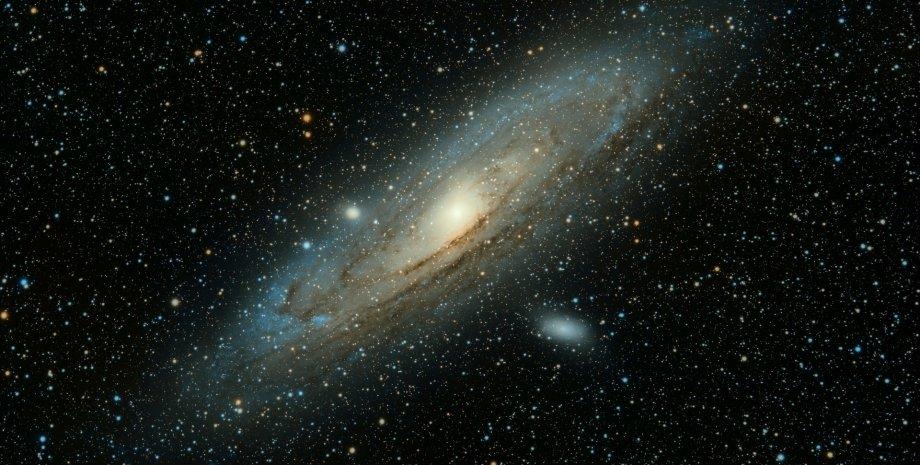 Галактика, Всесвіт, космос