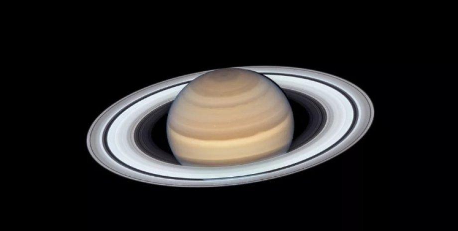 Сатурн. Фото: NASA/Hubble