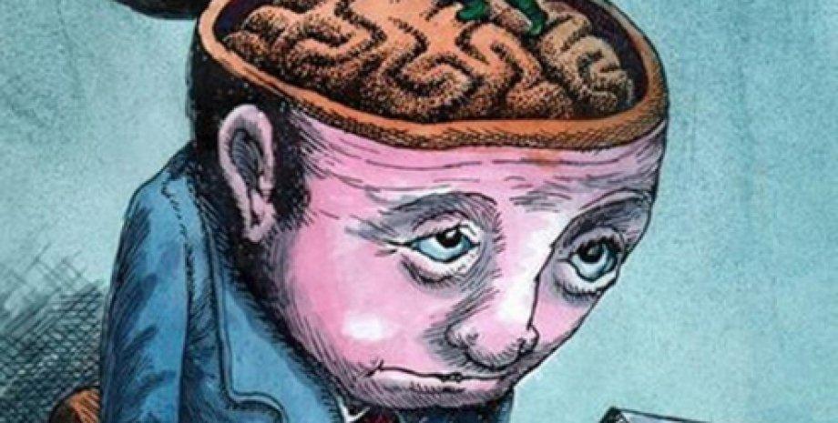 Карикатура Владимира Казаневского