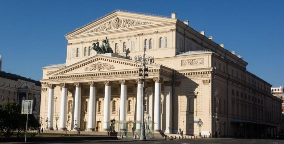 великий театр, москва, фото