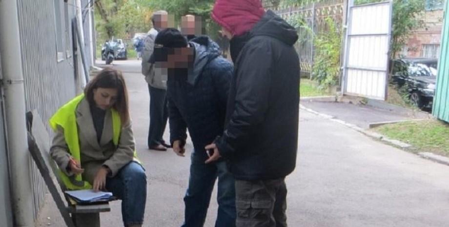 полиция, киев, место происшествия, фото
