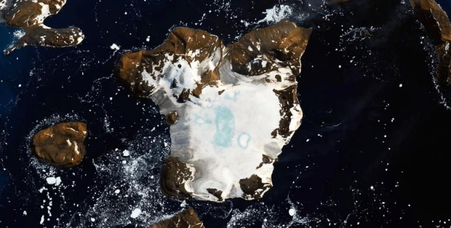 Фото: Joshua Stevens/Landsat data from the USGS/GEOS-5 data/NASA GSFC