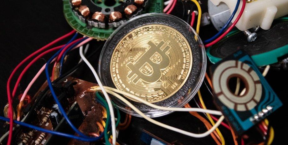 Біткоїни, BTC, криптовалюта