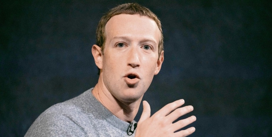 Марк Цукерберг, фото