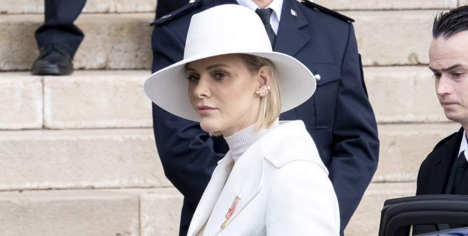 княгиня Шарлен