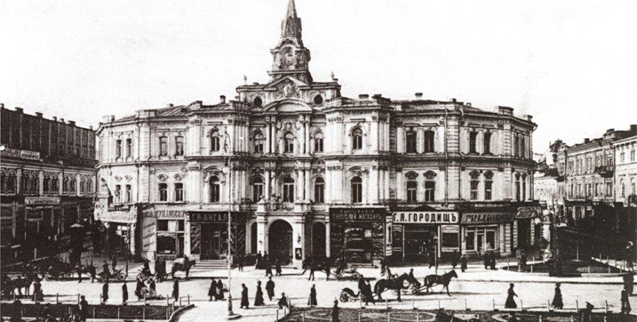В Киевской городской думе заседало немало купцов 1-й и 2-й гильдий