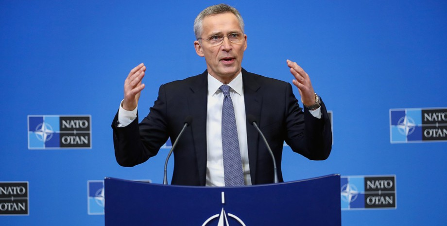 НАТО, Россия, Столтенберг