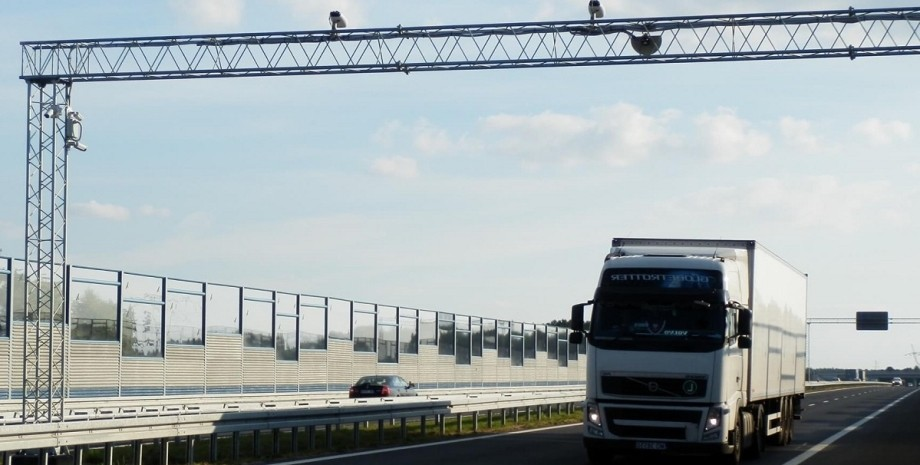 Weight-in-Motion, габаритно-ваговий контроль, вантажний транспорт