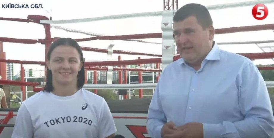 Ирина Коляденко, Александр Маркушин, квартира