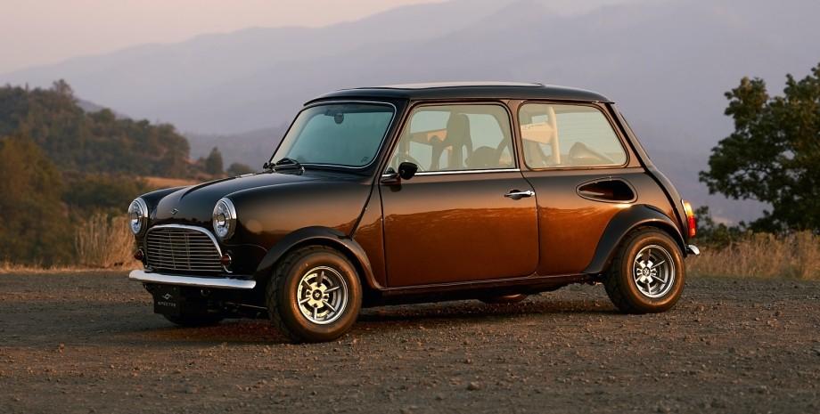 Класичний Mini отримав 230-сильний мотор.