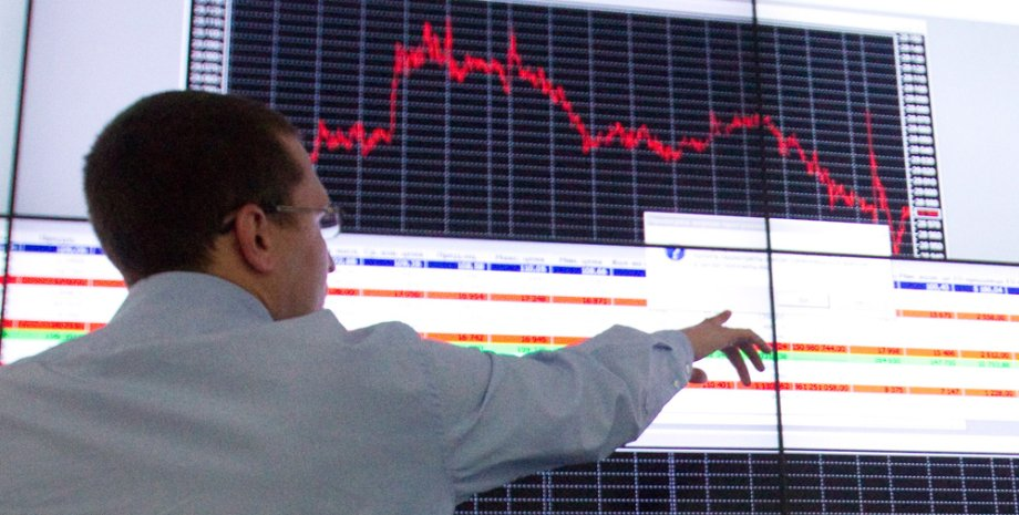 Московская биржа / Фото: РИА Новости
