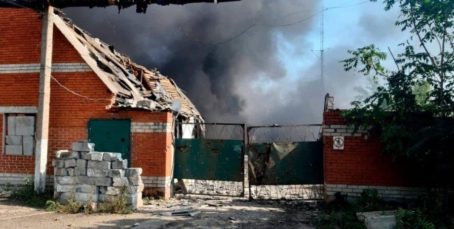 8 бійців ЗСУ отримали поранення після обстрілу Авдіївки