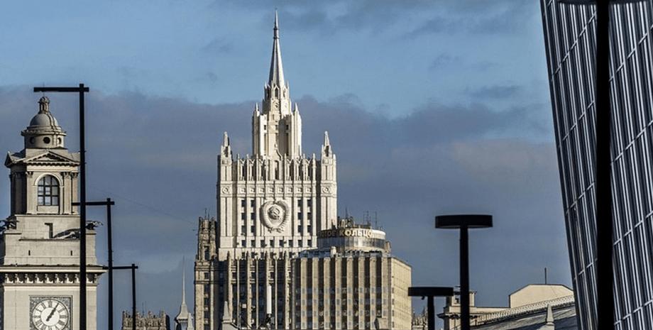 МЗС Росії, вторгнення в Польщу, Друга світова війна, російські дипломати