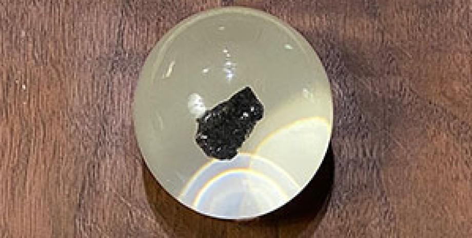 """Лунный камень с миссии """"Аполлон 17"""", подаренный Луизиане"""