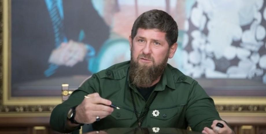 Рамзан Кадиров, глава Чечні