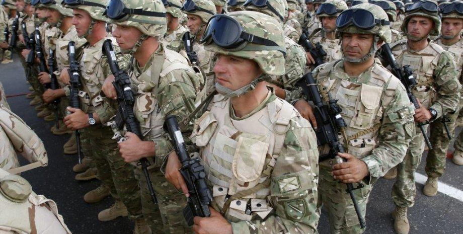 Войска НАТО / Фото: АР