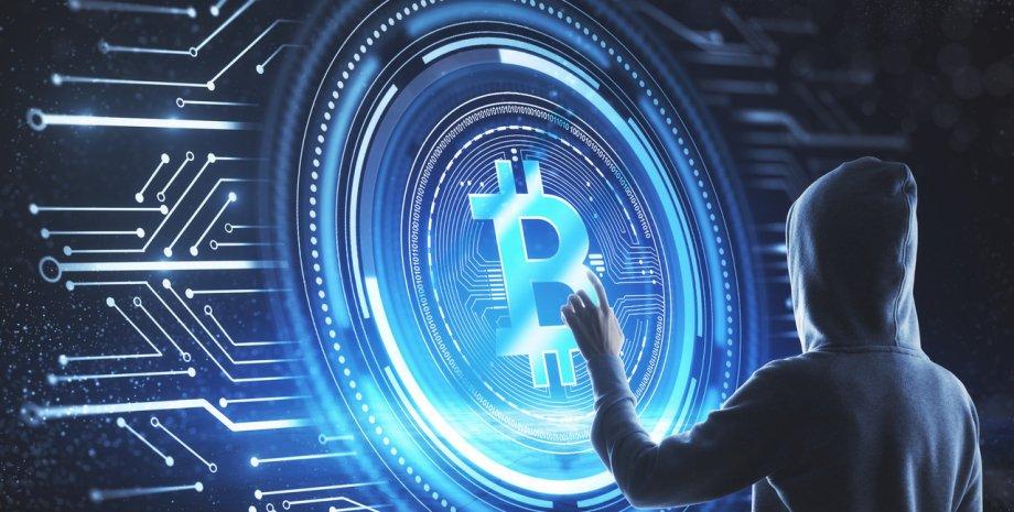 хакер, биткоин