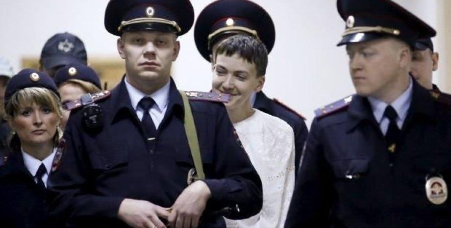 Надежда Савченко / Фото: Reuters