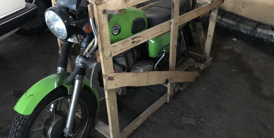 Схід-3М-01, мотоцикл Схід, капсула часу, Схід-3М