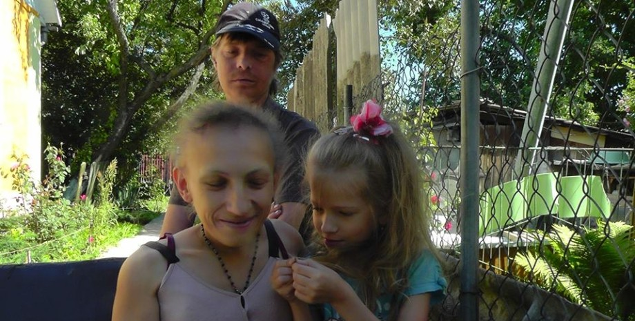 Мария Украинец, мама, умерла,