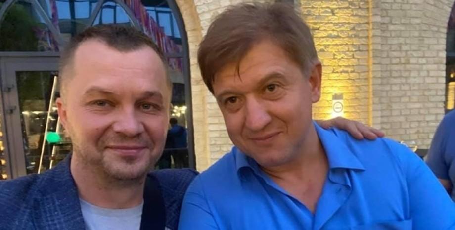 Олександр Данилюк,