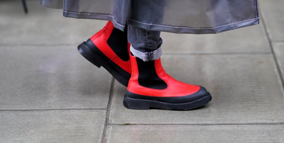 тренды осени, тренды осени 2021, обувь, ботинки челси, челси