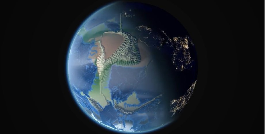 планета, Земля, вімуляція
